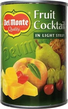 Fruktcocktail i light syrup