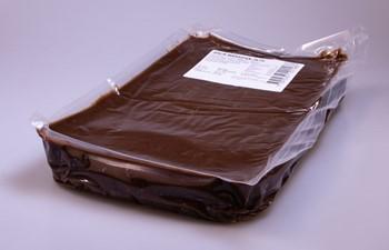 Marsipan, brun, 25/75