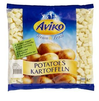Steamfresh - Tärnad Potatis