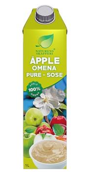 Äpplepuré 100%