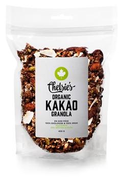 Chelsie's Organic Kakao Granola