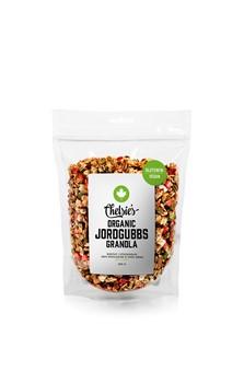 Organic Jordgubbs Granola