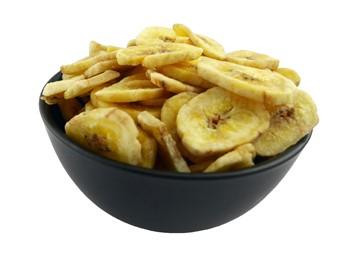 Bananchips honungsdoppade
