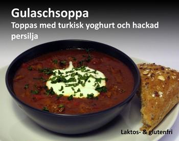 Ungersk Gulaschssoppa Premium