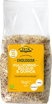 Fullkornsbulgur & Quinoa Ekologisk