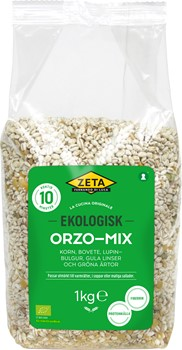 Orzo-mix Ekologisk