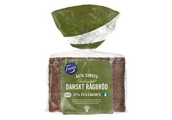 Ekologiskt danskt rågbröd
