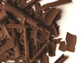 Mjölkchoklad Shavings
