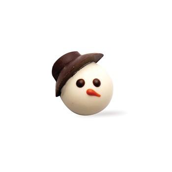 Chokladdekoration Mr Frosty