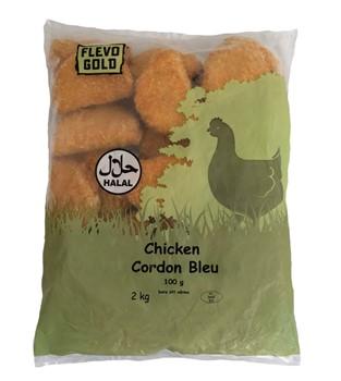 Kyckling Cordon bleu 100 gr