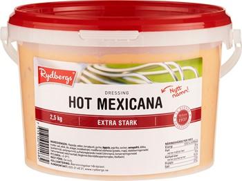 Hot Mexicana dressing