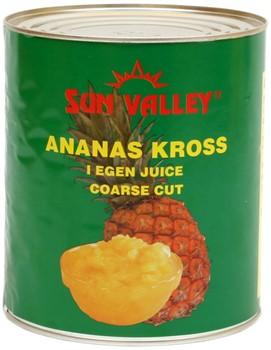 Ananas kross egen juice