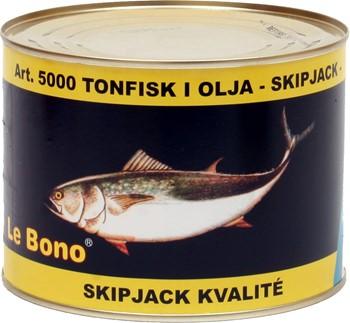 Tonfisk i olja