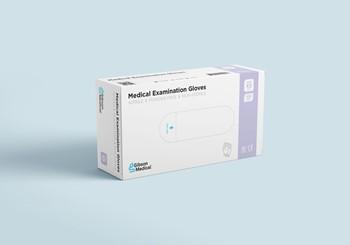 Undersökningshandske nitril XS
