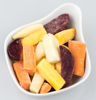Rotfrukter rustika Svenska KRAV