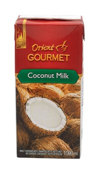 Kokosmjölk 17-19%