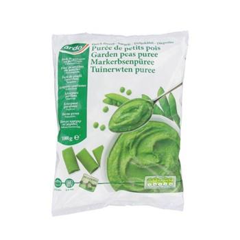 Gröna bönor puré