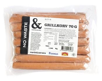 Grillkorv No Waste