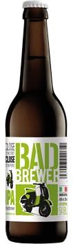 Öl Bad Brewer IPA