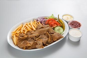 Grillad & Skuren Kebab