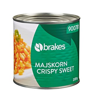 Majskorn Crispy Sweet