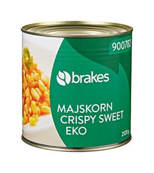 Majskorn Crispy Sweet EKO
