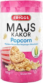 Majskakor - Popcorn