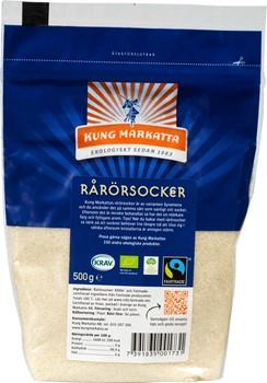 Rårörsocker KRAV Fairtrade