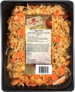 Vego wok m nudlar & grönsaker/VEGAN