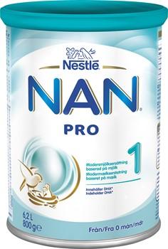 NAN Pro 1 0 mån