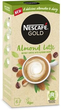 Gold Almond Latte