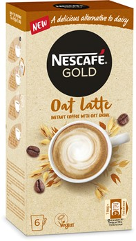 Gold Oat Latte