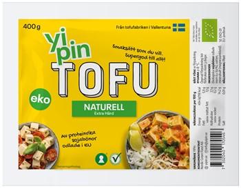 Tofu EKO Extra Hård Naturell