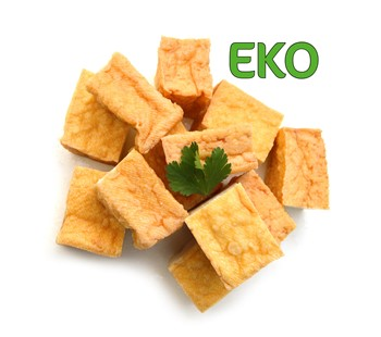 Tofu Friterade Kuber EKO 2000g