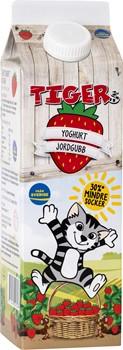 Yoghurt Jordgubb