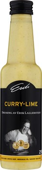 Curry-Lime Dressing