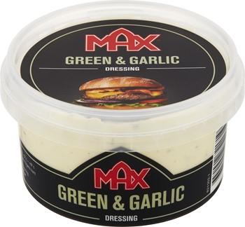 Hamburgerdressing Green & Garlic