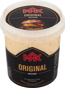 Hamburgerdressing Original