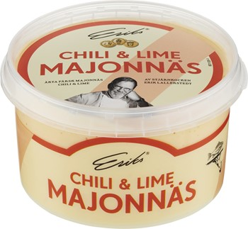 Majonnäs Chili Lime