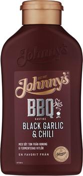 BBQ-sås Black Garlic & Chili