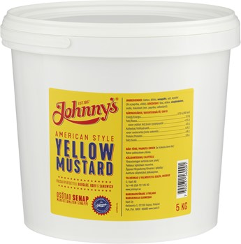 Yellow mustard hink