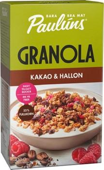 Granola Kakao Hallon