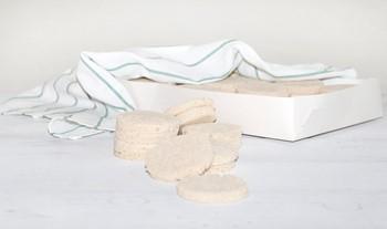 Smörgåsbröd stansad Ø7,5 cm