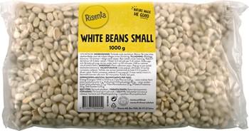 Vita Bönor Små