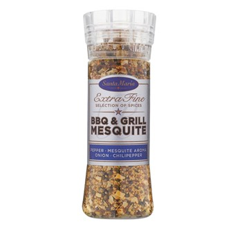 BBQ & GRILL MESQUITE