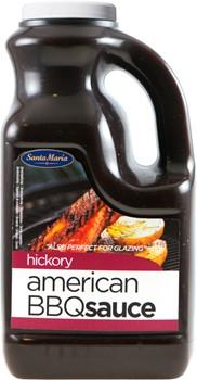 AM BBQ SAUCE HICKORY