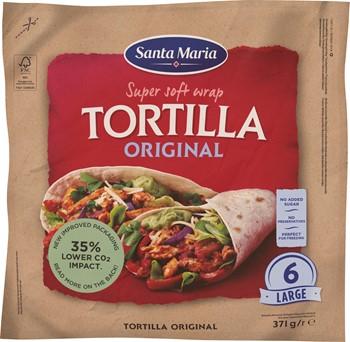 Tortilla Original Large