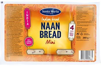 Naan Bread Mini