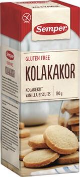 naturligt glutenfria kolakakor
