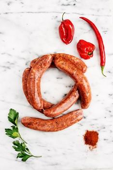 Chorizo argentinsk färskkorv